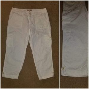 Banana Republic capris pants